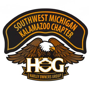 Southwest Michigan Kalamazoo HOG Chapter Logo